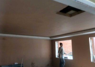 Garage conversion during