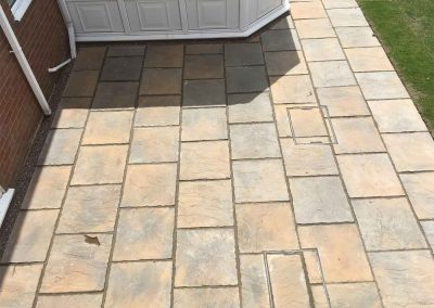 Patio-Paving