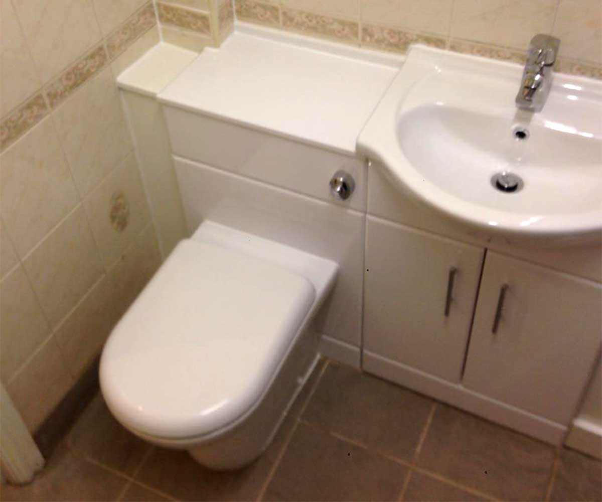 Refit bathroom cost - Bathroom Furniture Fitted
